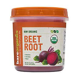 BareOrganics® 8 oz Raw Organic Beet Root Powder