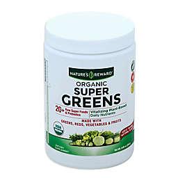 Nature's Reward™ 7.1 oz. Organic Daily Super Greens Powder