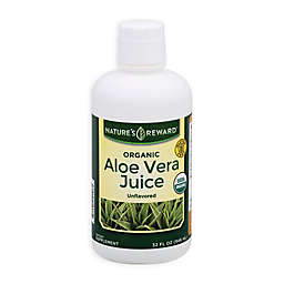 Nature's Reward 32 fl. oz. Organic Aloe Vera Juice