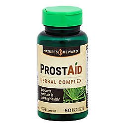 Nature's Reward 60-Count ProstAid Herbal Complex Quick Release Capsules