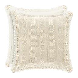 Piper & Wright Sadie European Pillow Sham in Natural