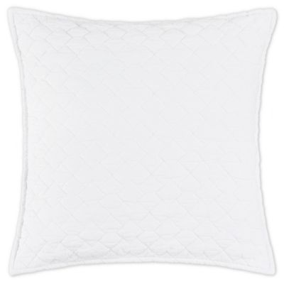 Wamsutta 500 Thread Count Pimacott Damask Stripe European Throw Pillow Bed Bath Beyond