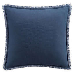 UGG® Ugg Harbor Square Throw Pillow in Blue/White