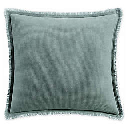 UGG® Ugg Harbor Square Throw Pillow in Grey/White