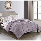Nova 5-Piece Reversible King Comforter Set in Lavender