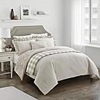 Worthington 7-Piece Reversible King Comforter Set in Taupe