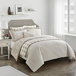 Worthington 7-Piece Reversible Comforter Set