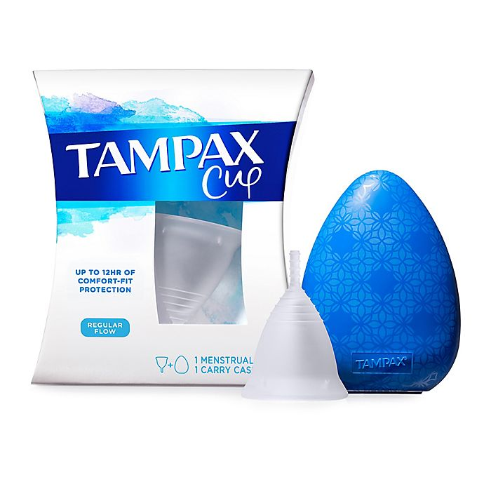 Alternate image 1 for Tampax® Regular Flow Menstrual Cup