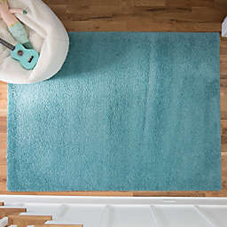 Marmalade™ Solid 5' x 7' Shag Area Rug in Teal