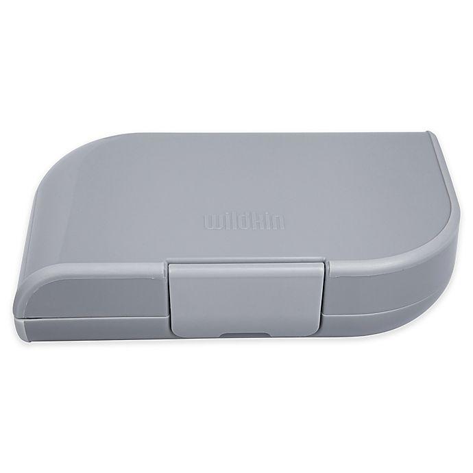 Alternate image 1 for Wildkin™ Bento Box in Grey