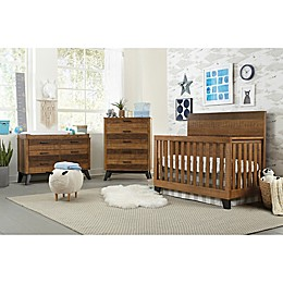 Westwood Design Urban Rustic Nursery Furniture Collection in Wheat
