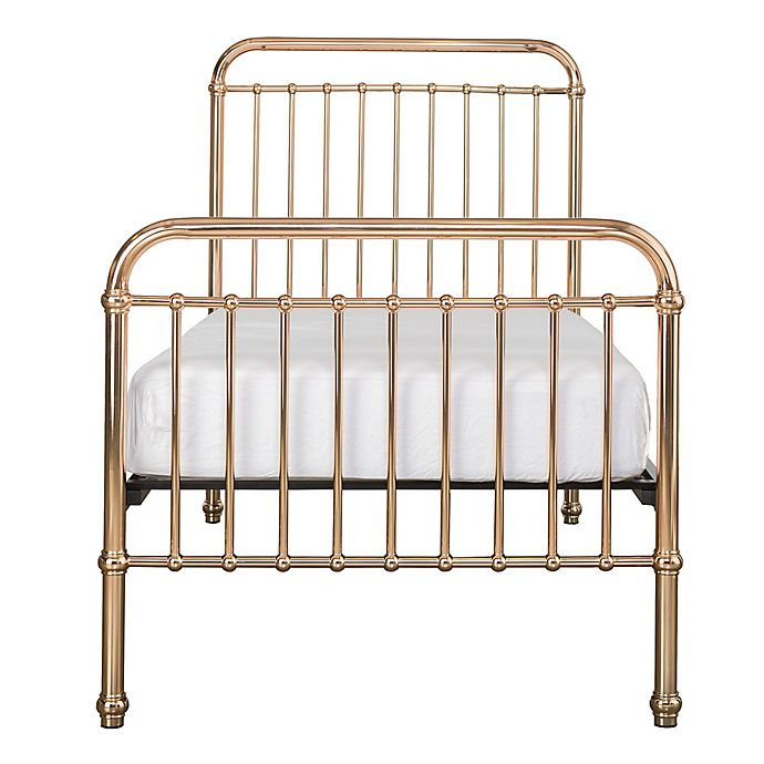 Incy Interiors Ellie Crib In Rose Gold Baby