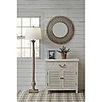 Bee & Willow™ Home Villa 2-Light Floor Lamp in Cream with CFL Bulbs