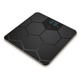 Beurer Basic Digital Bath Scale in Black