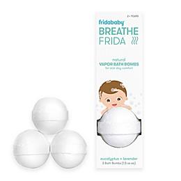 Fridababy BreatheFrida® 3-Pack Vapor Bath Bombs