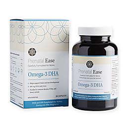 Prenatal Ease 90-Count Omega 3 DHA Capsules