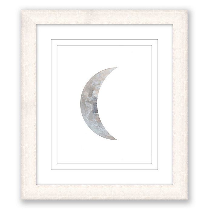 Alternate image 1 for Crescent II 14-Inch x 16-Inch Framed Print Wall Art in Brown
