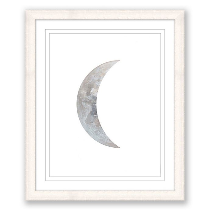 Alternate image 1 for Crescent II 20-Inch x 24-Inch Framed Print Wall Art in Brown