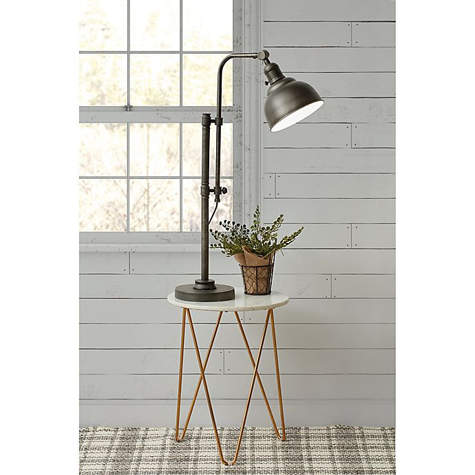Alternate image 1 for Bee & Willow™ Home Hudson Table Lamp in Black