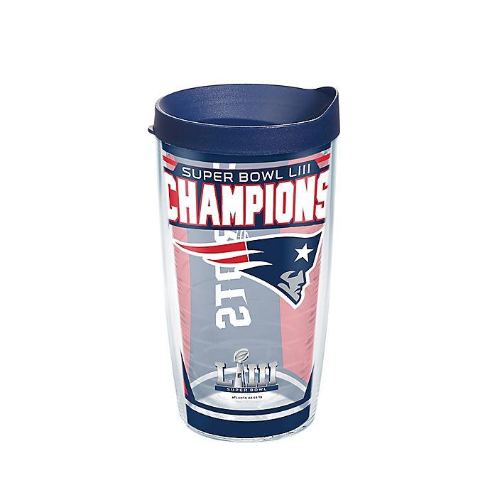 89cfcea0c01 Tervis® NFL New England Patriots Super Bowl 53 Champions Wrap ...