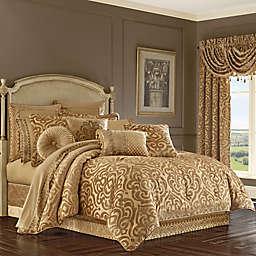 J. Queen New York™ Sicily California King Comforter Set in Gold