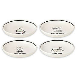 kate spade new york There's A-More™ Pasta Bowls (Set of 4)