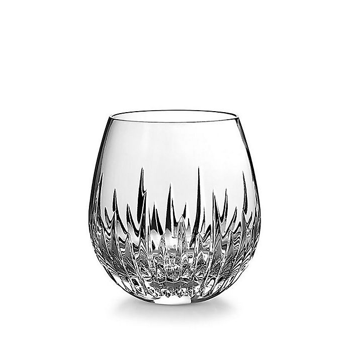 Waterford 174 Southbridge Stemless Wine Glasses Set Of 4