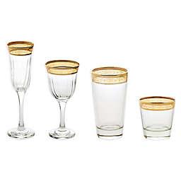 Lorren Home Trends Lorenzo Melania Wine & Bar Collection