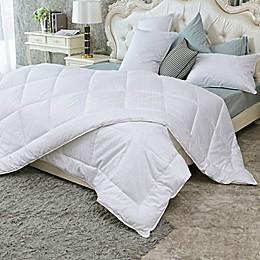 Puredown Year Round Down Alternative Comforter in White