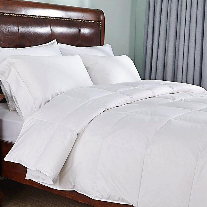 Alternate image 1 for Peace Nest Lightweight Down Comforter in White