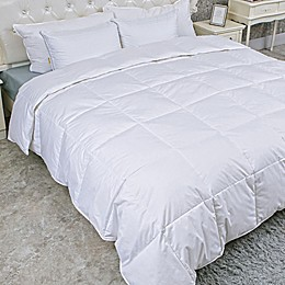 Puredown 300-Thread-Count Light Warmth Goose Down Comforter
