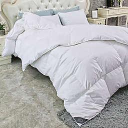Puredown 233-Thread-Count Light Warmth Duck Down Comforter