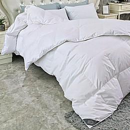 Puredown All Seasons Down Comforter in White