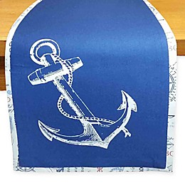 Design Imports Anchor Table Runner