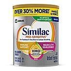 Similac® Pro-Sensitive Value Size 29.8 oz. Infant Formula Powder