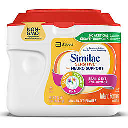 Similac Sensitive® Non-GMO 22 oz. Powder Infant Formula