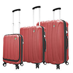 Mia Toro ITALY Tasca Fusion Hardside Spinner Luggage Collection