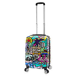 Mia Viaggi Lifestyle 20-Inch Carry On Luggage