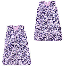 Yoga Sprout® 2-Pack Fresh Floral Sleeping Bags in Pink