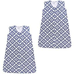 Yoga Sprout 2-Pack Ornate Clover Sleep Sacks