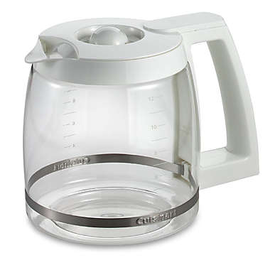 Cuisinart® 12-Cup Replacement Carafe in White