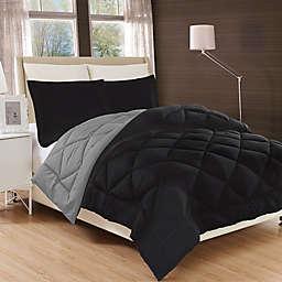 Luxury All Season Reversible Comforter Set