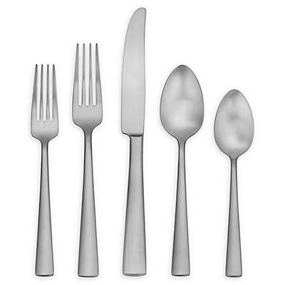 Artisanal Kitchen Supply® Woodbury 45-Piece Flatware Set