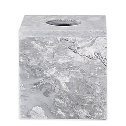 McKinley Marble Boutique Tissue Box Cover