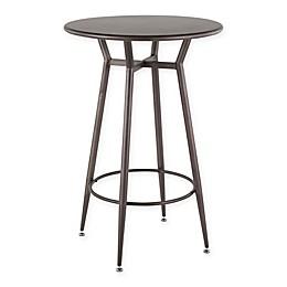 Lumisource Clara Round Bar Table