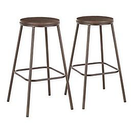 Lumisource® Clara Bar Stools (Set of 2)