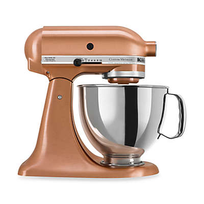 KitchenAid® Custom Metallic® Series 5 Quart Tilt-Head Stand Mixer