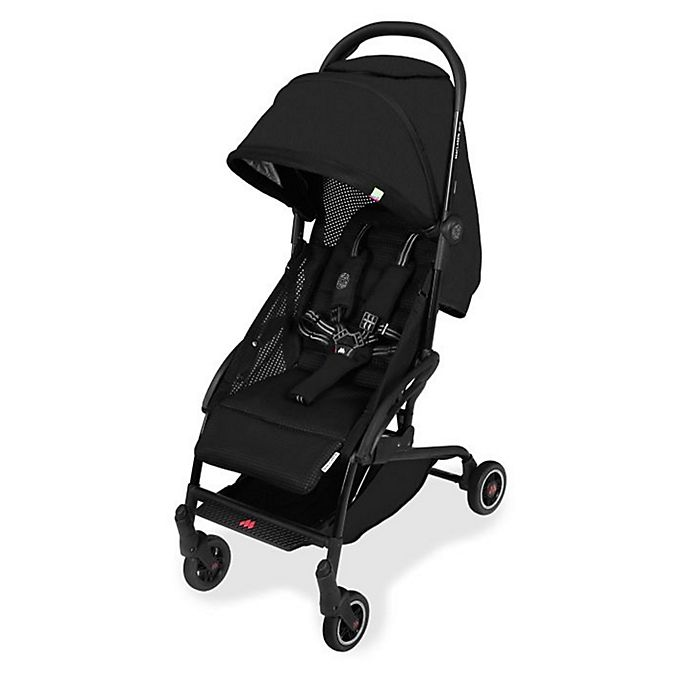 Alternate image 1 for Maclaren® Atom Stroller with 4-Piece Accessory Set in Black