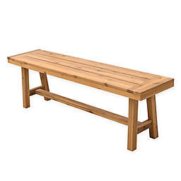 Vifah Miami Outdoor Picnic Bench in Teak