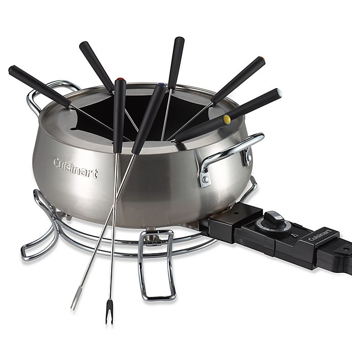 Alternate image 1 for Cuisinart® 3 qt. Electric Fondue Set